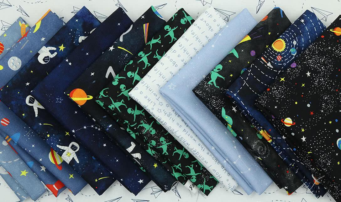 Just Arrived Batik Quilting Fabrics & more!
