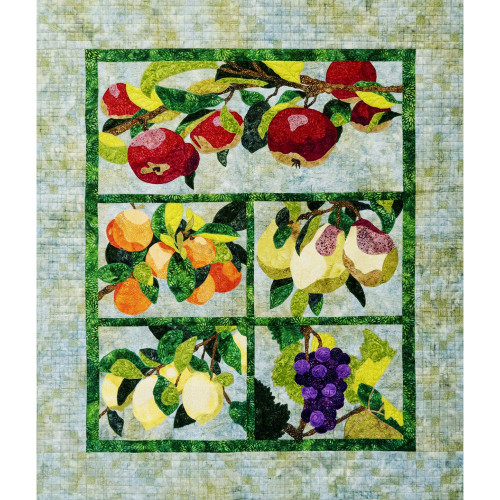 The Orchard Quilt Pattern By Barbara Persing Pattern