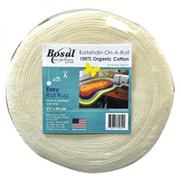 Bosal Cotton Batting On A Roll 50yd
