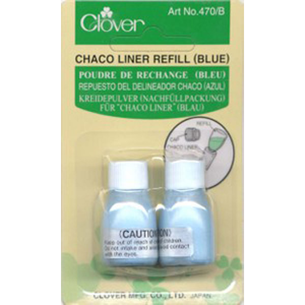 Blu Clover Marker Chaco Liner