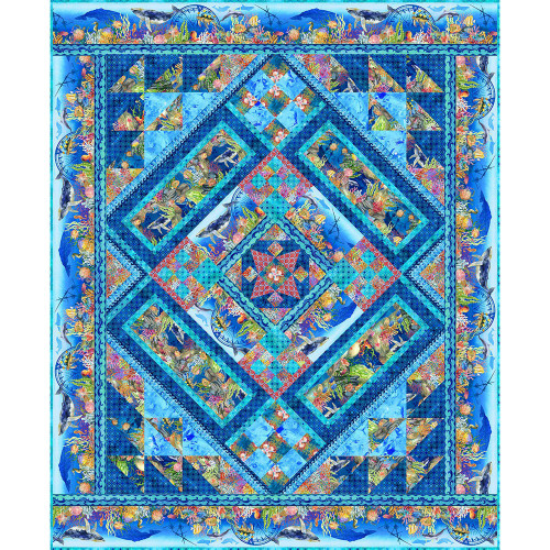 Calypso Quilts Pattern By In The Beginning Pattern