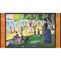 Robert Kaufman George Seurat Panel