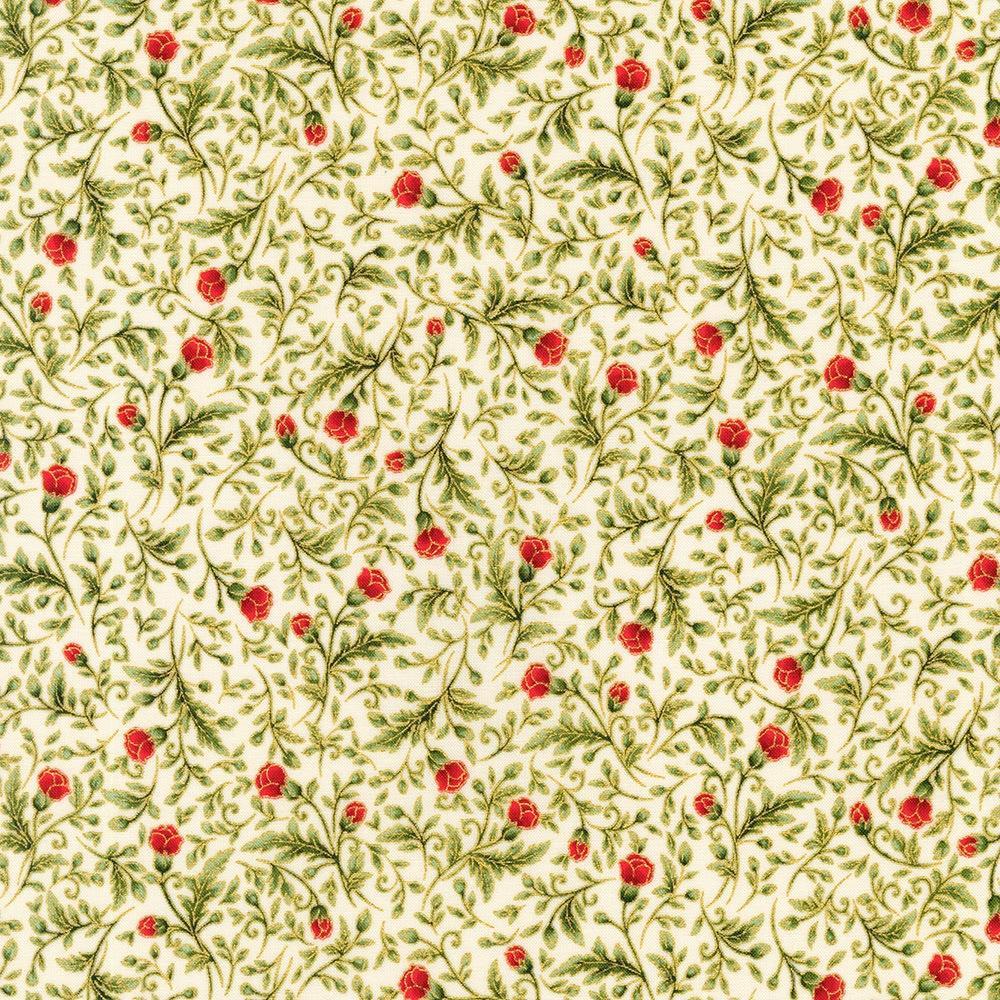 Robert Kaufman Fabrics Gilded Blooms Roll Up