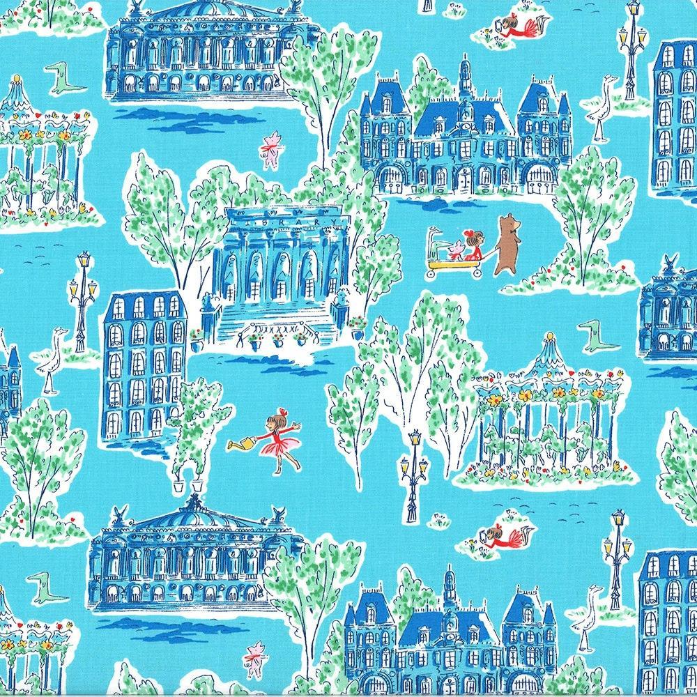 Michael Miller Fabrics Lola Dutch Sarah Jane Twelve Fat Quarters