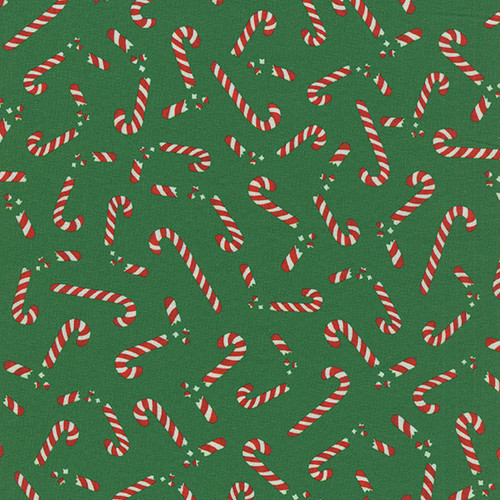 Pete The Cat Christmas.Marcus Fabrics Pete The Cat Christmas Green Candy Cane Toss