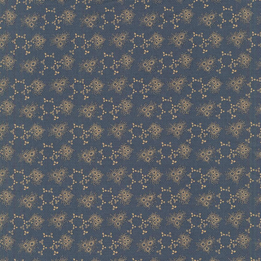 "/""PAULA BARNES COMPANIONS/"" COTTON QUILT FABRIC BY THE YARD FOR MARCUS 1110-0144"