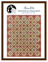 280671f2bd1c Anna Ella Quilt Pattern by Red Crinoline Quilts