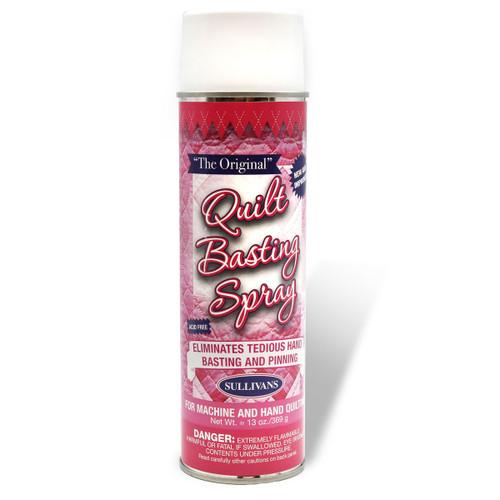 Sullivan S Quilt Basting Spray Tool