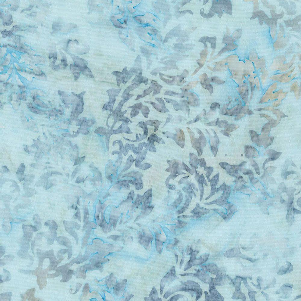 Timeless Treasures TONGA SKY BATIK 100/% Cotton Premium Fabric-Per 1//2 Yd
