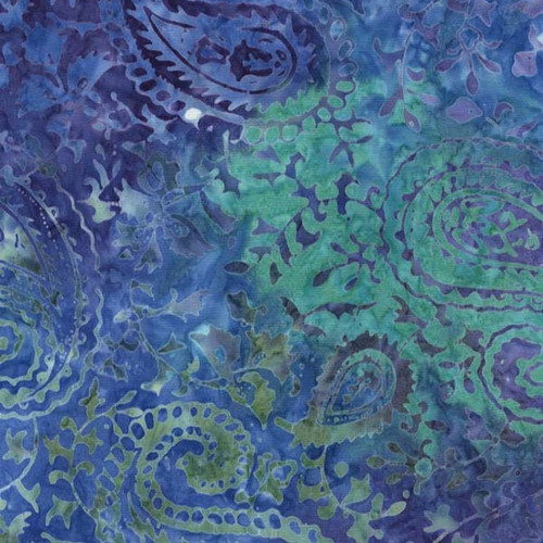 Timeless Treasures Tonga Batik 108 Inch Wide Quilt Back