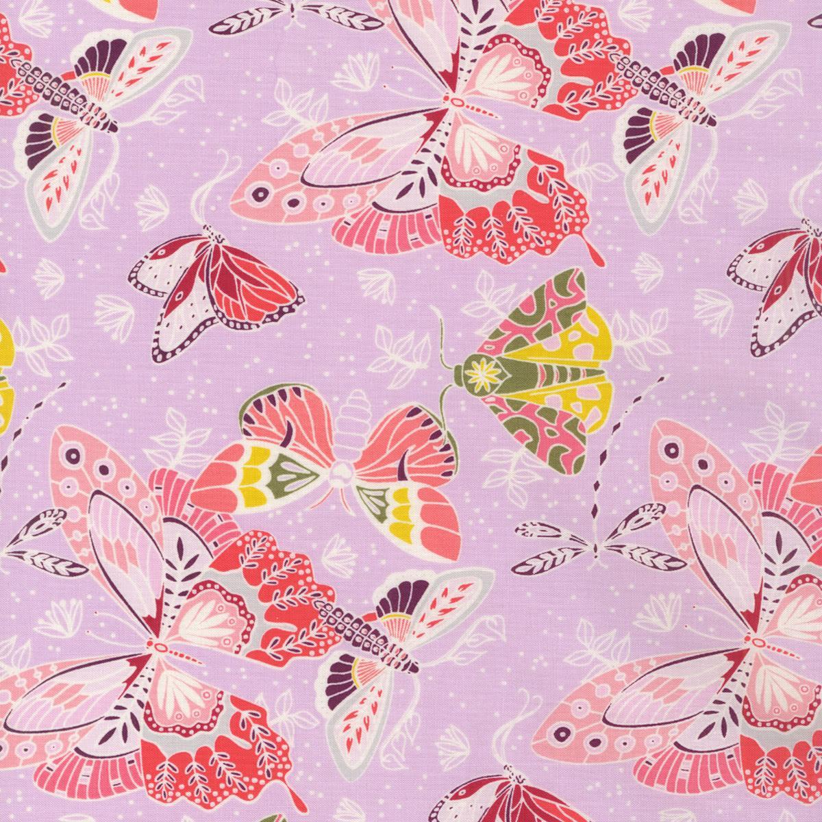 AERIAL Flock Yellow BTHY Half Yard or Continuous yardage Tamara Kate 52179-3 Windham Fabrics  Great Mask fabric