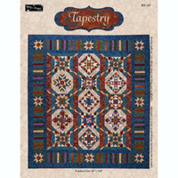 d2ca64fb2e31 Tapestry BOM Quilt Pattern by Wing and a Prayer design