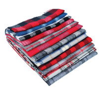 Mammoth Cotton Flannel Plaids