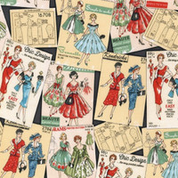 Robert Kaufman Novelty Fabrics