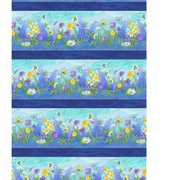 Natures Garden Digital Fabrics