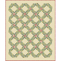 Evergreen Laundry Basket Quilts Edyta Sitar