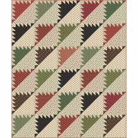 Heritage Red and Green Judie Rothermel