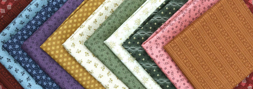 Blank Quilting Abby's Treasures Missy Carpenter